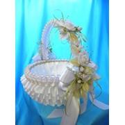 Корзины свадебные фото