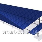 Система крепления солнечных панелей двухопорная SSS-2.2- 20 фото