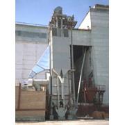 Зерносушилка А1-ДСП-50 для сушки зерна пшеницы, семян подсолнечника и других культур продовольственного назначения с исходной влажностью до 35% фото