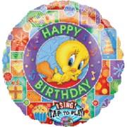 Оформление воздушными шарами детского дня рождения, Вишневое фото