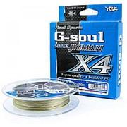 Плетеный шнур YGK G-soul Super Jigman X4 200м 1,5м фото