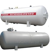 Резервуары LPG фото