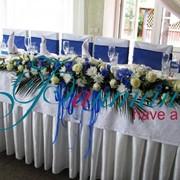 Свадебная композиция Киев фото