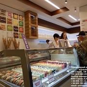 Комплексное предложение для создания кафе-мороженого, джелатерии, йогурт-бара фото