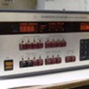 Поверка, ремонт генераторов сигналов низкочастотный управляющий 15УС-10⁴-002 фото