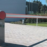 Монтаж систем контроля доступа. фото