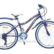 """Подростковый горный велосипед WINNER CANDY 24"""" 2016 фото"""