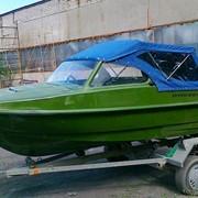 Лодка Афалина-400 фото