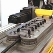 Линия для производства одностенной гофротрубы из ПВХ/ПЭ Ø8~563мм фото