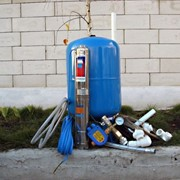 Обустройство скважин на воду, обвязка скважины на воду в Гродно фото