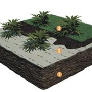 Геотекстиль садовый фото