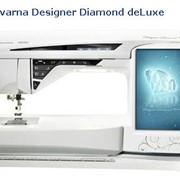 Швейно-вышивальная машина - Husqvarna Designer Diamond deLuxe фото