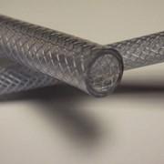 Шланг из ПВХ с оплеткой из полиэфирных нитей Braid Food фото