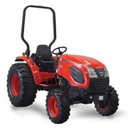 Трактор Kioti sk3710h фото