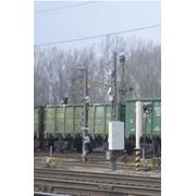 Система безопасности взвешивания и учета вагонов и грузов СБВ УВГ фото