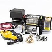 DENZEL Лебедка автомобильная электрическая LB-2000, 2,2 т, 3,2 кВт, 12 В. DENZEL фото