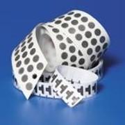 Этикетки высеченные Brady Die Cut прокладки для улучшения качества передачи голосовых сообщений (для впитывания влаги, пыли и загрязнений) фото