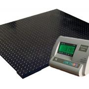 Весы платформенные 2тонн фото