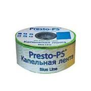 Капельная лента Presto Blue Line (20см) 1000м фото
