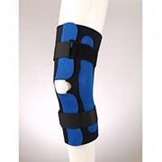 Ортез коленного сустава (тутор) разъемный с полицентрическими шарнирами удлиненный Fosta FL 1293 фото