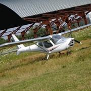 Самолет винтовой сверхлегкий К-10 SWIFT, модель K-10 (01), K-10 (02) : обучение пилотов; патрулирование и мониторинг (нефтепроводов, газопроводов, линий ЛЭП, лесоохране); перевозка почты, груза, багажа фото