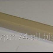 Труба ПВХ квадратного сечения Арт. 0211 для клеточного оборудования фото