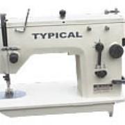 Швейные машины Зигзаг 1-игольная швейная машина зигзагообразной строчки TYPICAL GC20U33 фото