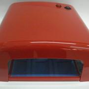 Лампа уф для сушки геля 36Вт фото
