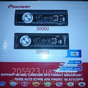 Автомагнитола Pioneer NEW! USB/SD/FM фото
