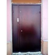 Двери входные, утепленные фото