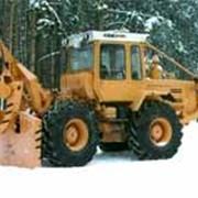 Трактор колесный лесопромышленный повышенной проходимости Т-157 фото