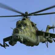 Вертолёты, самолёты и двигатели к ним. фотография