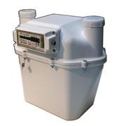 Счетчик газа диафрагменный с термокомпенсатором СГД-3Т G6 (левый) (200 мм) фото