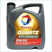 Масло моторное TOTAL QUARTZ 9000 FUTURE NFC 5W-30 4л. (синтетика) фото