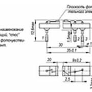 Кремниевый фотодиод ФД 327 (гр. 1, гр. 2) фото
