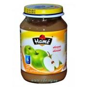 Пюре ХАМЕ 190г яблоко фото
