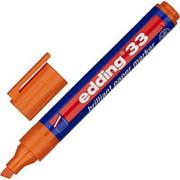 Маркер пигментный EDDING E-33/006 оранжевый 1,5-3 мм скош. наконечник фото