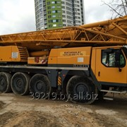 Аренда автокрана 70 тонн Liebherr LTM 1100-5.2 фото