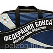 Спортивная сумка фото