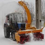 Оборудование фрезерно-роторное снегоочистительное ОФР-200.1 фото