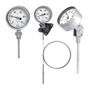 Манометрический термометр - 73 фото