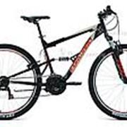 Велосипед Forward Raptor 27,5 1.0 (2020) Черный 16 ростовка фото