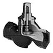 Клапан обратный подъемный муфтовый Zetkama арт.277 фото