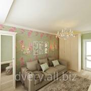 Дизайн и декор интерьера комнаты фото