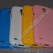 Силиконовый чехол Samsung Galaxy S4 mini I9190 фото