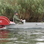 Лодка грузовая моторная K-2. фото