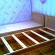 Ремонт кроватей. фото