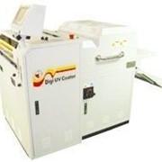 KISUN Digi UV Coater KDC-20R2T Компактный лакировальный автомат фото
