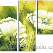 Картина по номерам Нежность весенней зелени фото
