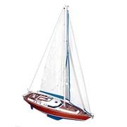 Парусно-моторная яхта `НОСТАЛЬГИЯ` фото